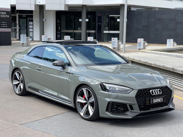 2018 Audi Rs5 F5 MY18 Coupe Image 21
