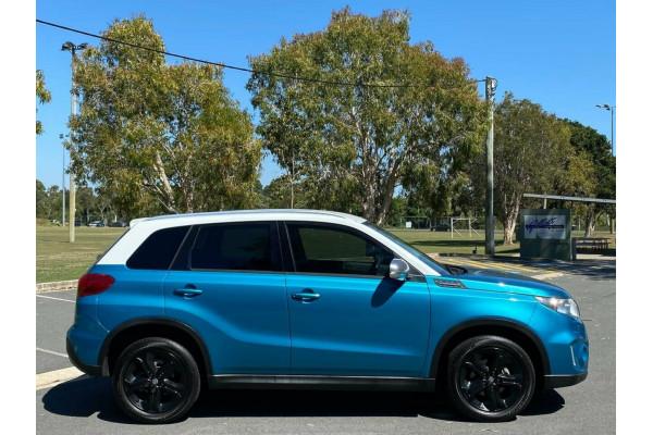 2016 Suzuki Vitara LY S Turbo (2WD) Suv Image 2
