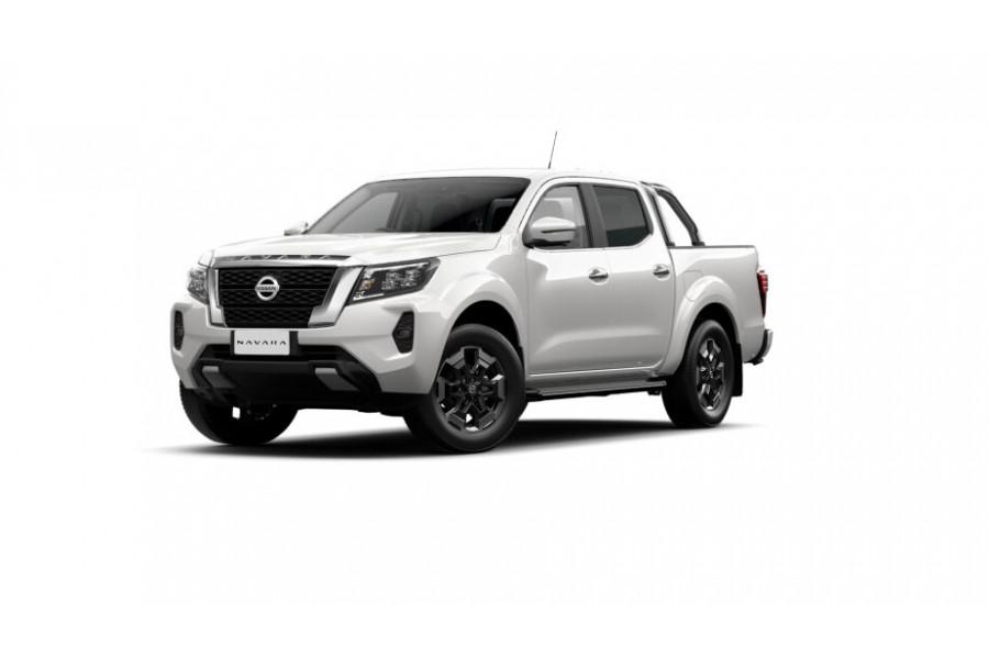 2021 Nissan Navara D23 Dual Cab ST-X Pick Up 4x2 Utility