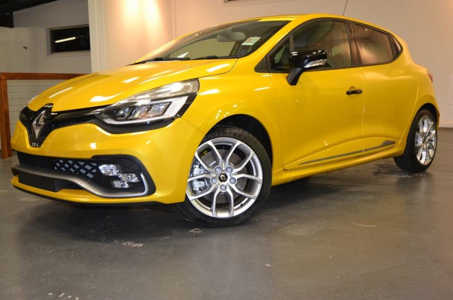 Demo 2017 Renault Clio Rs 520420 Wollongong Gateway Renault