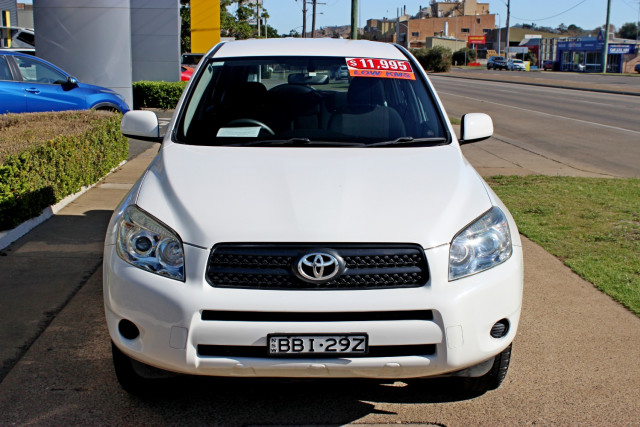2007 Toyota RAV4 ACA33R CV Suv Image 3
