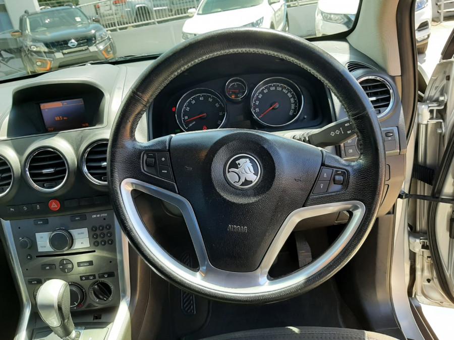 2011 Holden Captiva CG Series II 5 Suv Image 12