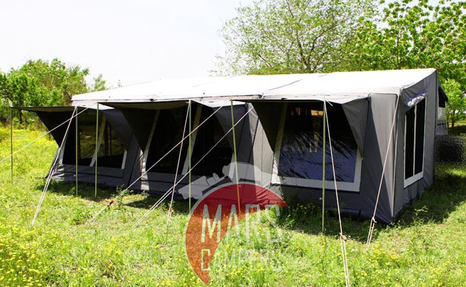 Camper Trailer Tent All you need to finish your camper