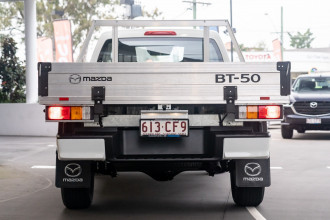2021 Mazda BT-50 TF XT 4x2 Single Cab Chassis Cab chassis Image 5