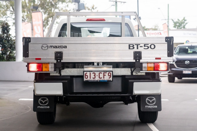 2021 Mazda BT-50 TF XT 4x2 Single Cab Chassis Cab chassis Mobile Image 5