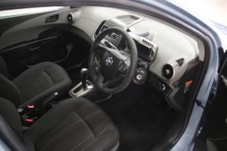 2012 Holden Barina TM TM Hatchback Image 4