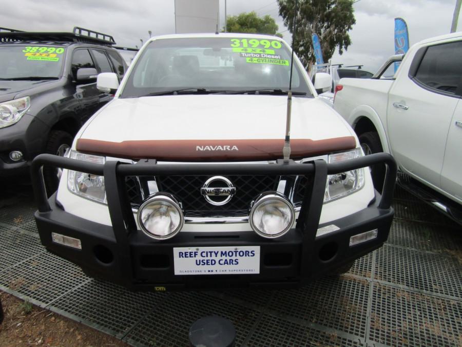 2013 MY12 Nissan Navara D40 S6 MY12 ST Utility Image 2