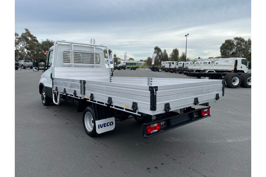 2021 Iveco Daily 50C18 Tray dropside