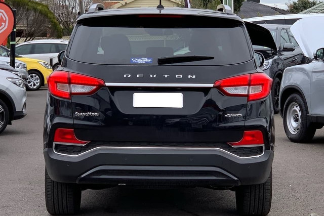 2019 SsangYong Rexton Ultimate