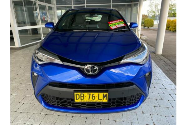 2019 Toyota C-hr NGX10R Suv Image 3