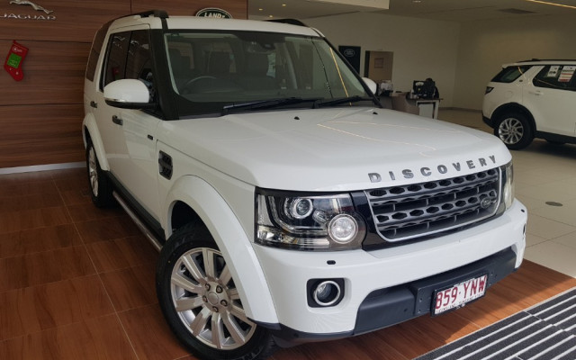 Land Rover Discovery TDV6 SERIES 4 L319 MY15
