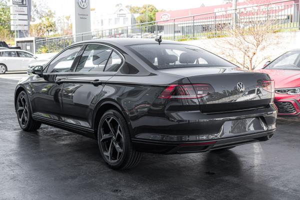 2021 Volkswagen Passat 140TSI Business 2.0LT/P 7Spd DSG Sedan Image 2