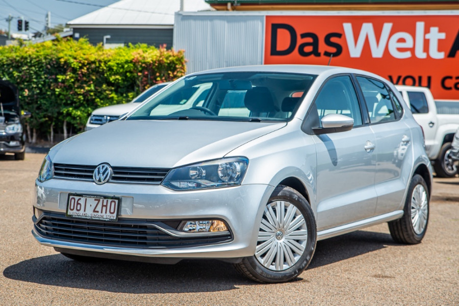 2015 Volkswagen Polo Trendline