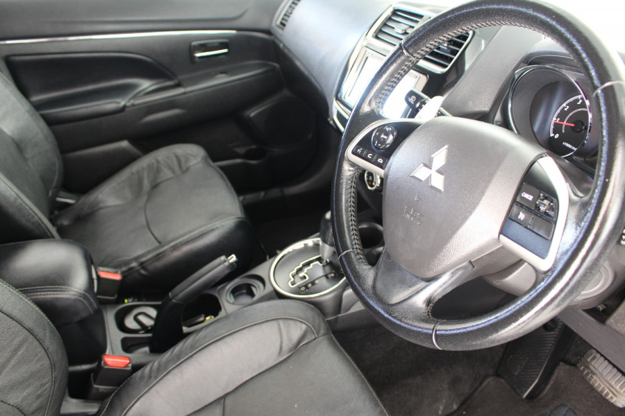 2014 MY15 Mitsubishi ASX XB MY15 XLS Suv Image 7