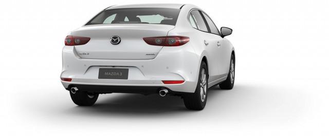 2020 Mazda 3 BP G20 Pure Sedan Sedan Mobile Image 14