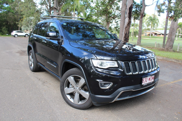 Used 2015 Jeep Grand Cherokee U44589 Sunshine Coast Cricks Honda Sunshine Coast