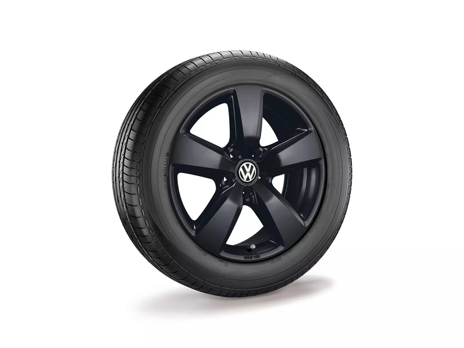 "19"" Black Aragonit alloy wheel"
