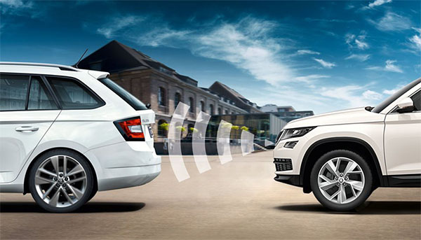 Kodiaq Safety Without Compromise