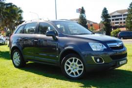 Holden Captiva 5 CG Series II