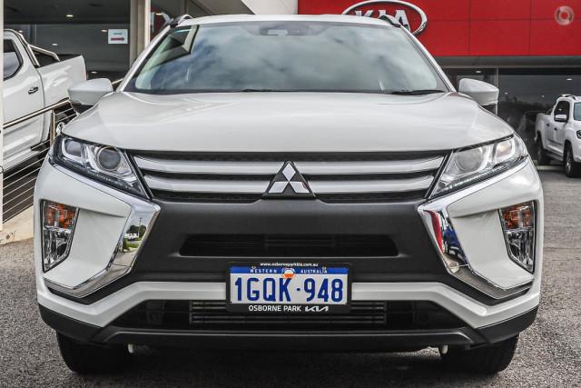 2018 Mitsubishi Eclipse Cross ES