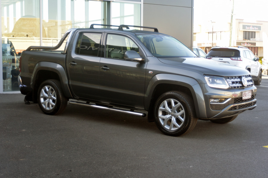 2017 MY18 Volkswagen Amarok 2H MY18 TDI550 Utility Mobile Image 4