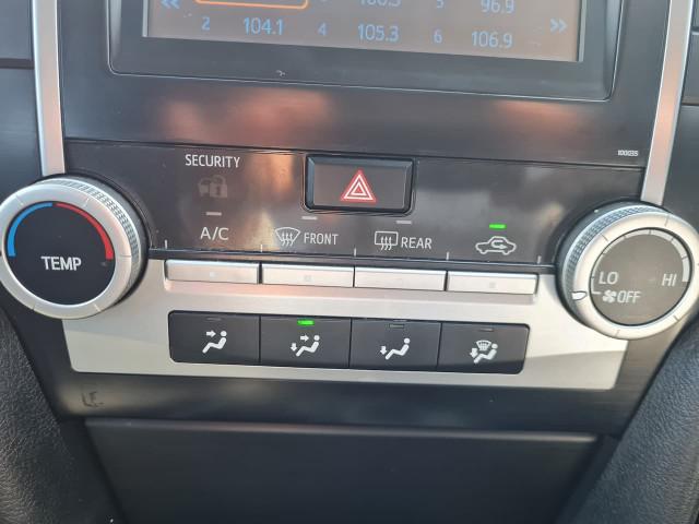 2013 Toyota Camry ASV50R Altise Sedan Image 12