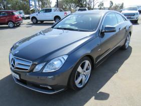 2011 Mercedes-Benz E-class C207 E250 CGI Coupe