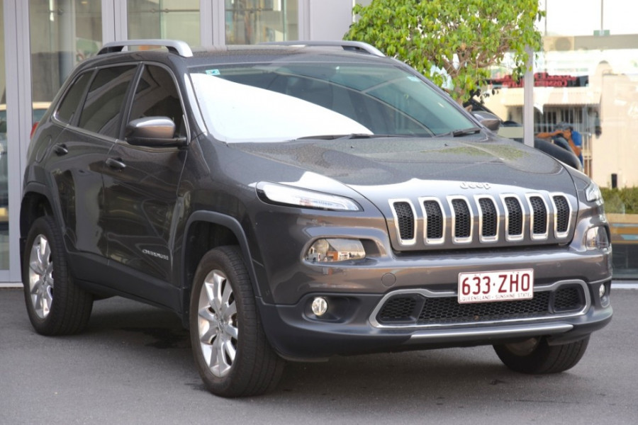 2015 Jeep Cherokee KL Limited Suv Image 1