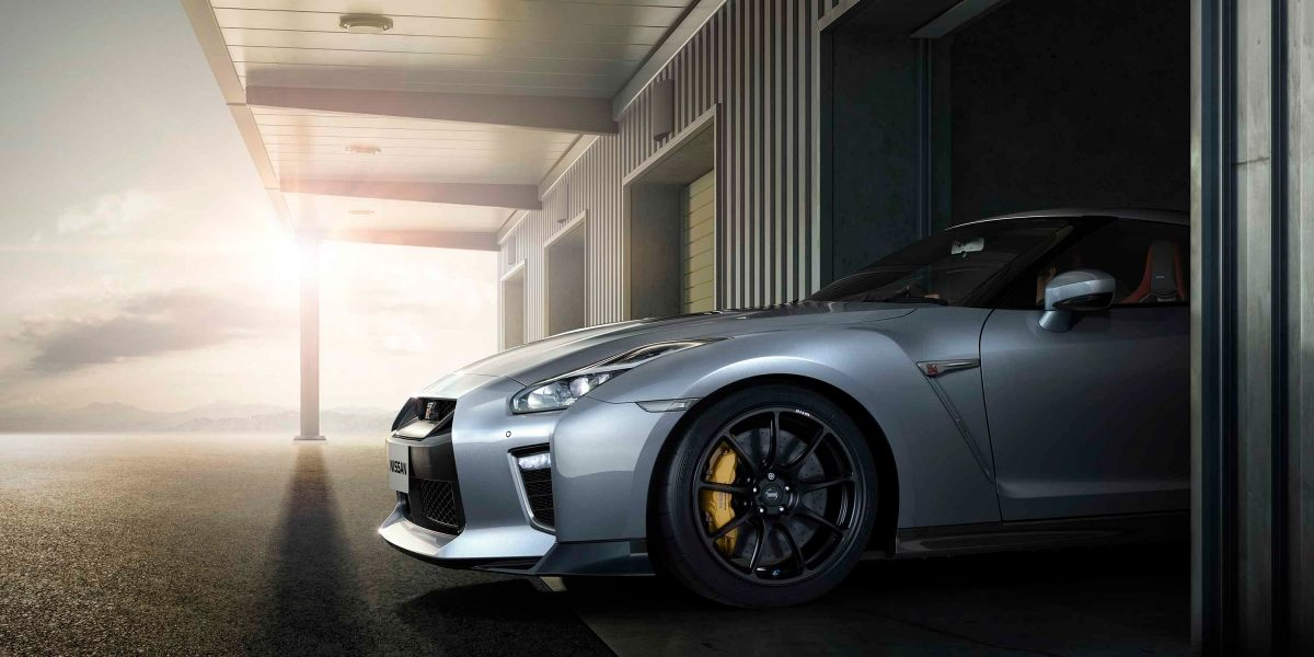 Nissan GT-R Track Edition Image