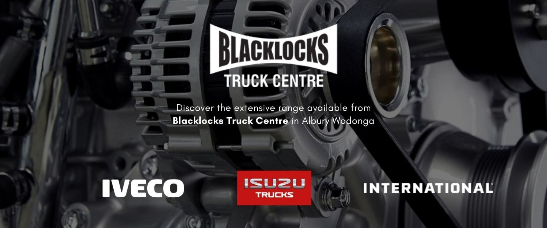 Visit Blacklocks Truck Centre