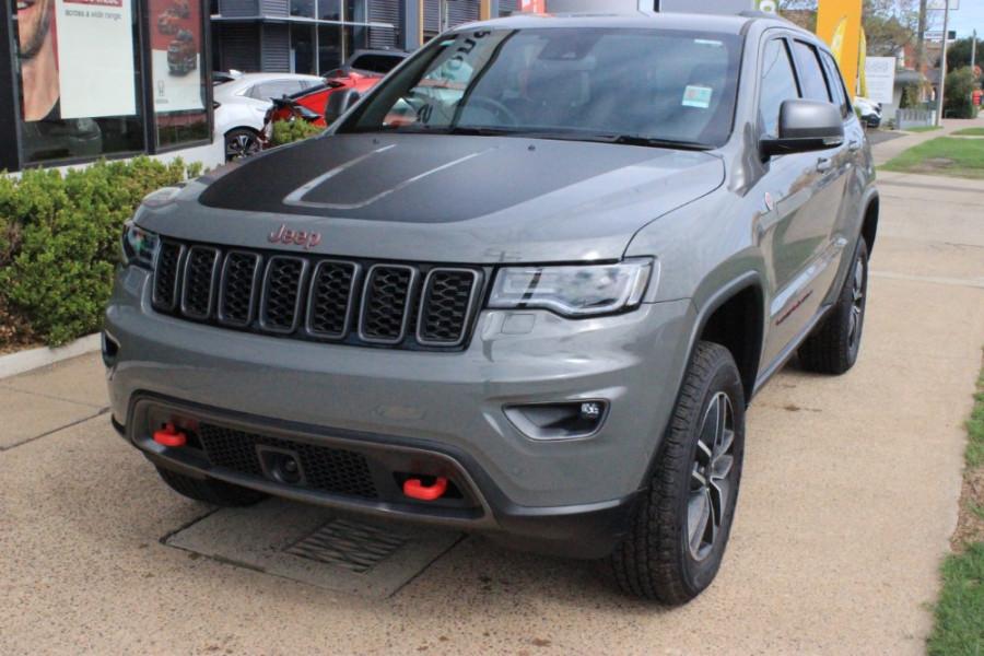 2019 Jeep Grand Cherokee WK Trailhawk Suv