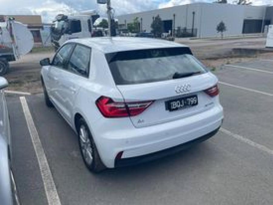 2021 Audi A1 Hatch