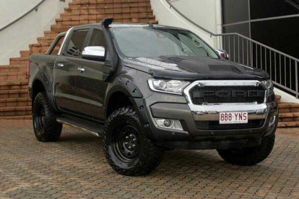 Ford Ranger XLT PX MkII 2018.00