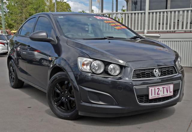 2014 Holden Barina TM MY14 CD Sedan
