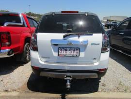 2012 Holden Captiva CG SERIES II MY12 7 Suv Image 5