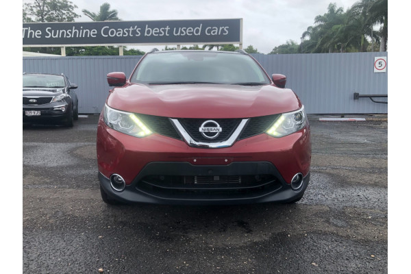 2017 Nissan QASHQAI J11 Ti Suv Image 4