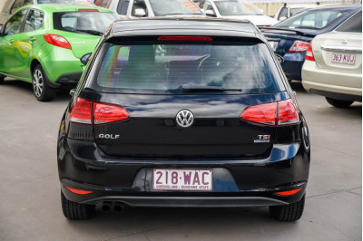 2013 Volkswagen Golf 7 90TSI Hatchback Image 4