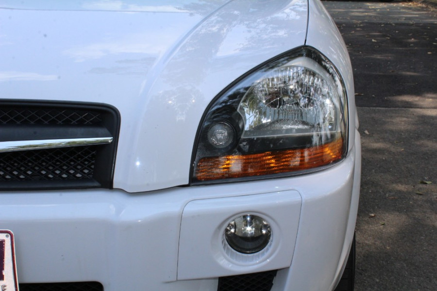 2008 MY09 Hyundai Tucson JM City Suv