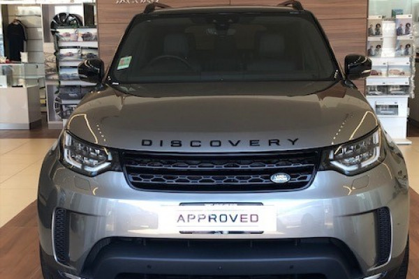 2019 Land Rover Discovery Series 5 HSE Suv Image 2