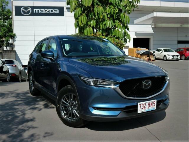 2021 MY20 Mazda CX-5 KF2W7A Maxx Sport Suv Mobile Image 2