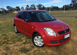 Suzuki Swift EZ 07 UPDATE