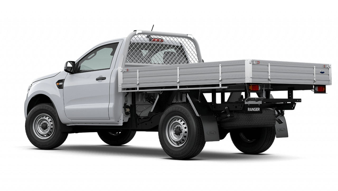 2021 MY21.25 Ford Ranger PX MkIII XL Single Cab Chassis Cab chassis Image 6