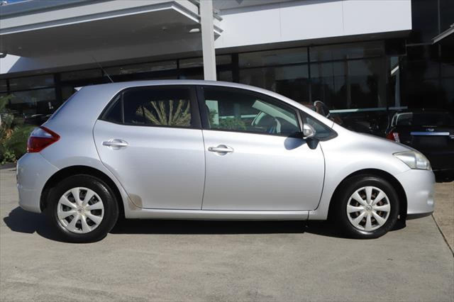 2010 Toyota Corolla ZRE152R MY11 Ascent Hatchback Image 7