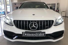 2021 Mercedes-Benz C Class Image 2