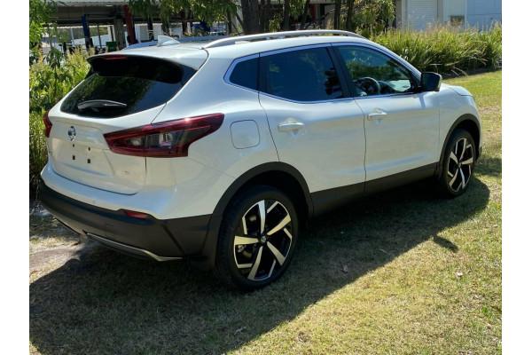 2019 MY20 Nissan Qashqai MY20 TI Suv Image 4