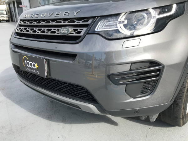2016 MY16.5 Land Rover Discovery Sport L550 16.5MY SD4 Suv