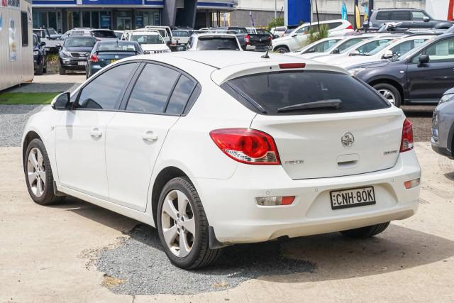 2013 Holden Cruze II