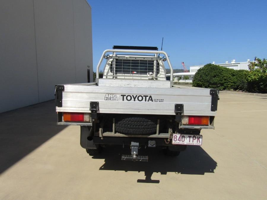 2013 Toyota Landcruiser VDJ79R MY13 GX Cab chassis Image 10
