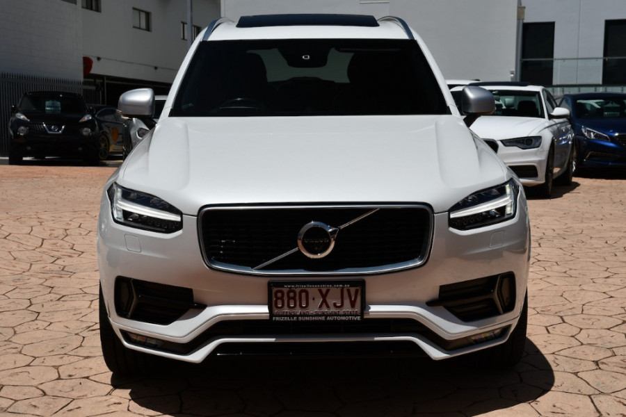 2017 Volvo XC90 Vehicle Description. L  MY17 T6 R-DESIGN WAG GEAR 8SP 2.0TSC T6 Suv Image 2