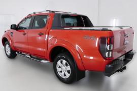 2015 Ford Ranger PX Wildtrak Utility Image 4